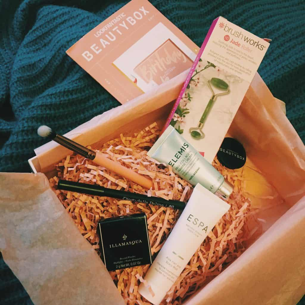 look fantastic, beauty box, september, birthday box