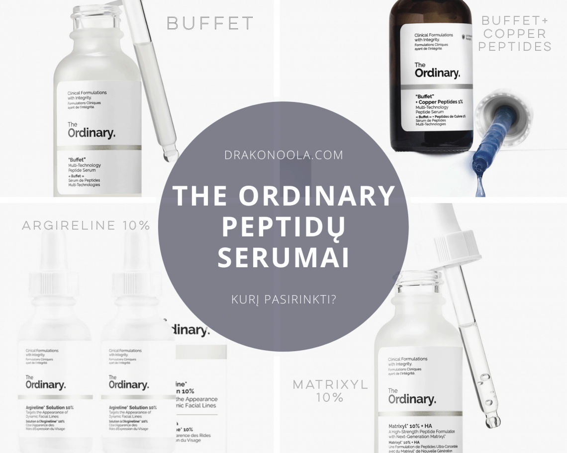 ordinary, peptidu, peptides, buffet, serumas, serumai